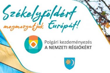 Még egy napig lehet aláírni a nemzeti régiókról szóló európai polgári kezdeményezést