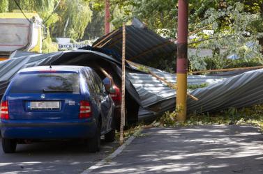 Már legkevesebb nyolc halálos áldozata van a szélviharnak Európában