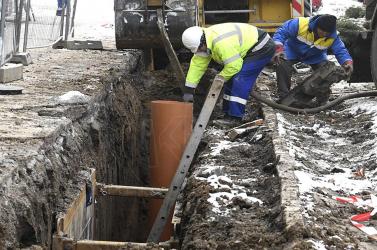 Szennyvízelvezető rendszerek kiépítésére lehet pályázni