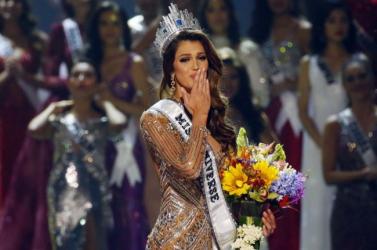 Ő lett Miss Universe