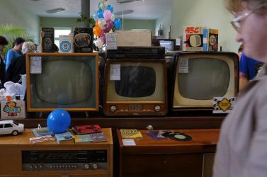 Technikai időutazás: Ilyenek voltak a tévék, rádiók, magnók a 20. században
