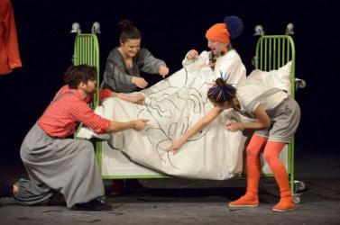 A gyermekeknek játszó színházak regionális szemléjére kerül sor Vágsellyén