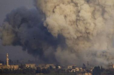 A török légierő csapást mért a szíriai kurd erők főhadiszállására