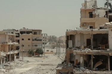 Idén majdnem 7 ezer embert öltek meg Szíriában,azaz csökken atíz éve húzódó polgárháborúáldozatainak száma