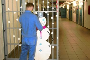 38 elítélt mehet haza karácsonyra