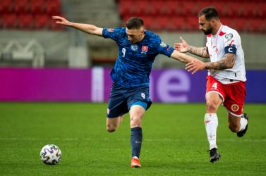 Vb-selejtező: Szlovákiának kis híján sikerült kikapnia hazai pályán Máltától (Videó)