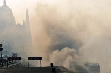 Budapest főpolgármestere elrendelte a szmogriadó riasztási fokozatát
