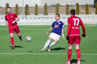 II. labdarúgóliga, a 17. fordulóból pótolt mérkőzés: Pontot rabolt Zsolnán a KFC