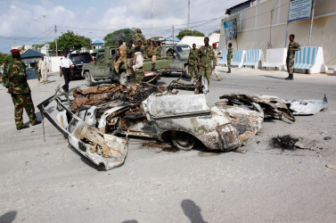 Iszlamista célpontokat bombázottaz amerikai légierő Szomáliában
