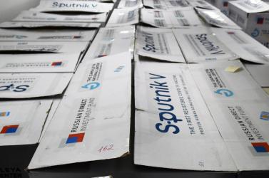 Az oroszok 160 ezer Szputnyikot vettek meg Szlovákiától