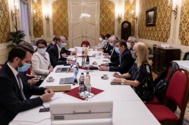 Online is ülésezhet a Központi Válságstáb