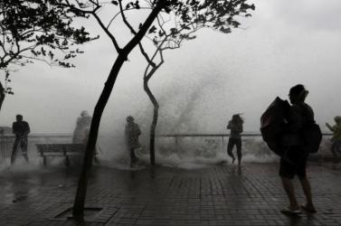 Megtépázta Dél-Koreát a Majszak tájfun