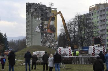 5,1 millió euró gyűlt össze közadakozásból az eperjesi gázrobbanás károsultjainak