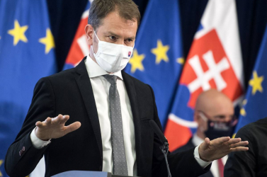 Matovič sajnálná, ha Gröhling nem lenne többé a kormánya tagja