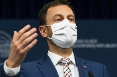 Heger: Nem félek az előrehozott választásoktól, nincs itt az ideje Matovič leváltásának
