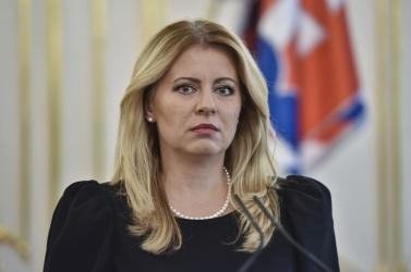 Nyitrára és Kolonba látogat pénteken Zuzana Čaputová