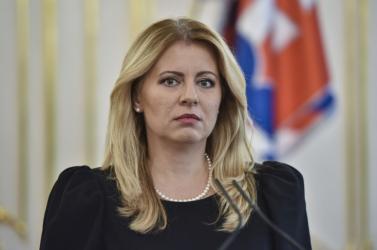 Čaputová: Eddigi legnagyobb értékrendi válságát éli a kormány