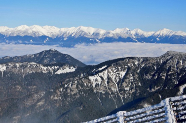 A Tátrában a jégtemplom megnyitásával megkezdődött a téli szezon