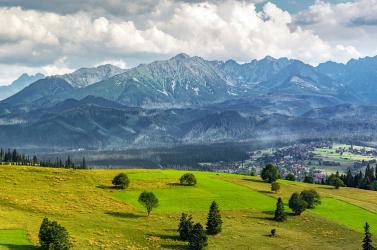 Adománygyűjtéssel fejezték ki köszönetüket a tátrai hegyimentők áldozatos munkájáért Lengyelországban