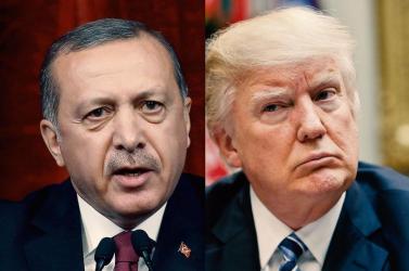 Találkozót beszélt meg egymással Erdogan és Trump