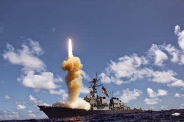 Észak-koreai rakétatámadást szimulálnak