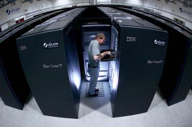 Európa legerősebb szuperszámítógépét adták át