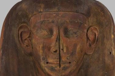 Múmiát rejthet egy 150 éve üresnek hitt, több ezer éves fakoporsó