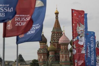 Felére esett vissza a bűntények száma Moszkvában a foci vb alatt
