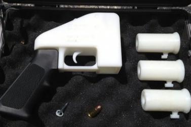 Eltűnt a netről a 3D-nyomtatóval előállítható fegyver leírása