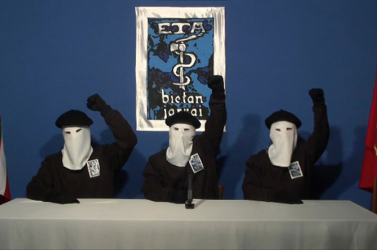 Hivatalos közleményt adott ki megszűnéséről az ETA baszk terrorszervezet