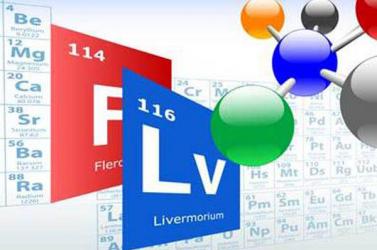 Nevet kapott két új szupernehéz elem, a livermorium és a flevorium