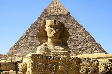 Számok lehetnek a rejtélyes hieroglifák Kheopsz-fáraó piramisában