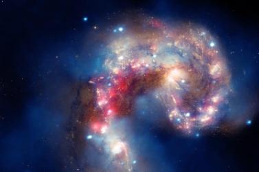 Tízmilliárd évnél régebben került vas a galaxisok közötti térbe