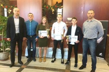 Nagyszombat megyében átadták az Év sportolója-díjakat