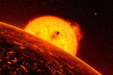 A világegyetem eddigi legkisebb bolygóját fedezték fel