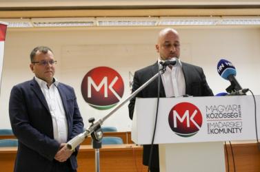 Az MKP közzétette négy potenciális államfőjelölt nevét