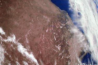 Így látja a Földet a magyar műhold, a Masat-1