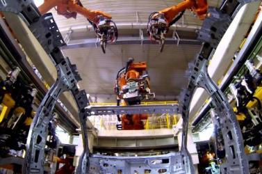 Kína nem aprózza el: Több mint 100 ezer robotot gyártottak 8 hónap alatt