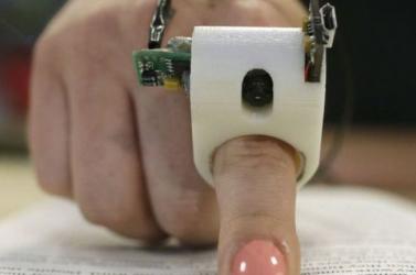 3D-ben nyomtatott szövegfelolvasót fejlesztettek ki vakoknak