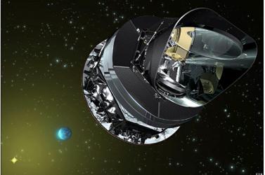 Az ősrobbanás utáni állapot és Planck-űrteleszkóp első felvétele