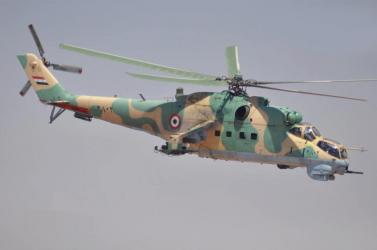 Egy szíriai helikopter hajthatta végre a dúmai vegyi támadást