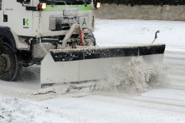 Azt mondják az útkarbantartók, hogy felkészültek a télre
