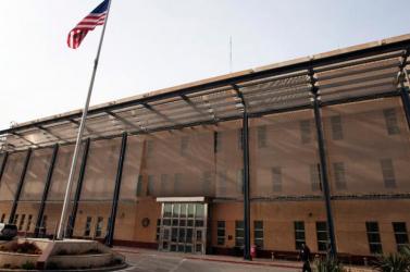 Rakéták csapódtak be a bagdadi amerikai nagykövetség közelében