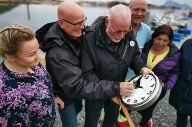 Eltörölnék az időt egy norvég szigeten