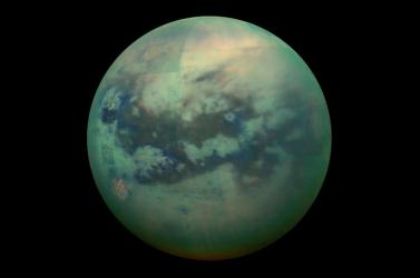 Globális térkép készült a Szaturnusz egzotikus holdjáról, a Titánról