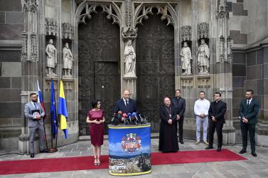 Kassa készül a pápalátogatásra, a résztvevőknek regisztrálniuk kell