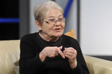 A kórházban vette át életműdíját Törőcsik Mari