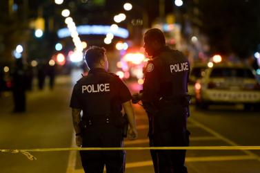 Lövöldözés volt Torontóban!