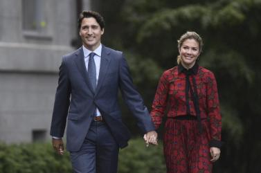 A kanadai miniszterelnök, Justin Trudeaufeleségeis megfertőződött a koronavírussal