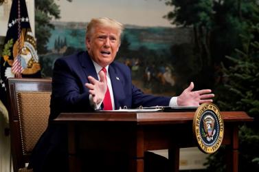Egy hónappal a választások után Trump még mindig harcol a saját igazáért